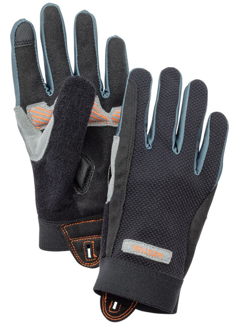 Hestra Jr Bike Guard Gloves Long Svart